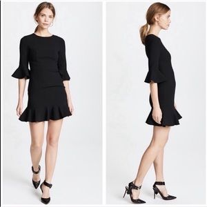 Black Halo Black Brooklyn Dress NWT